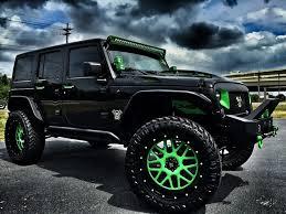 2016 jeep wrangler unlimited biohazard custom lifted