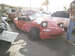 jeep mazda mazda miata saves owner u0027s life after being t boned by jeep running