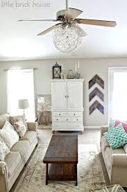 Ceiling Fans For Living Rooms Ceiling Fans Ceiling Fan In Living Room Yes Or No Brick