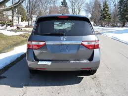 review 2011 honda odyssey the truth about cars