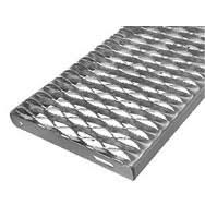 metal stair treads bar grating treads diamond plate treads