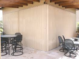 Accordion Curtain Accordion Shutters U2013 Eddy Storm Protection