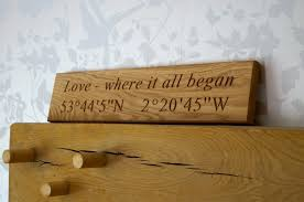 Personalized Wedding Plaque Personalised Wooden Wall Plaques Makemesomethingspecial Com
