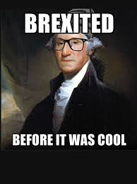 History Meme - funny hipster brexit george washington history meme t shirt unisex