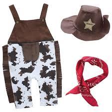 yizyif baby boy cowboy costume fancy dress wild west