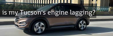 hyundai tucson issues why does the 2016 tucson engine lag