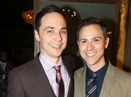 jim parsons new york jim parsons marries todd spiewak 2017 popsugar celebrity