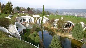 real hobbit house switzerland s earth houses resemble real life hobbit holes
