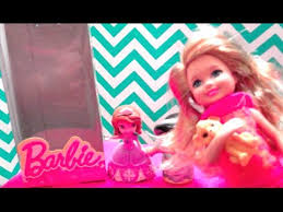 barbie sister chelsea doll puppy sofia