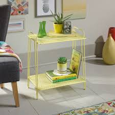 Yellow Accent Table Eden Rue Accent Table 419780 Sauder