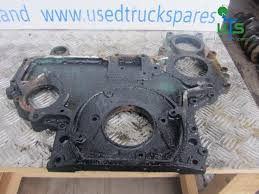 volvo truck parts uk volvo fl6 fle front inner tip timing cover used truck spares uk