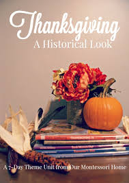thanksgiving history or folk tale