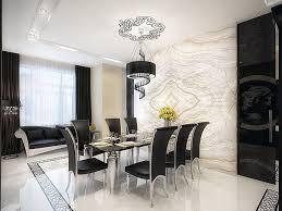 modern dining room decoration inspiring modern dining table
