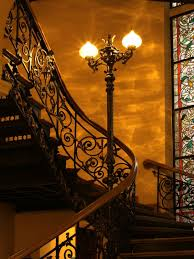 35 wrought iron stair railing ideas photo gallery