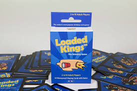 amazon com loaded kings the drinking card game waterproof