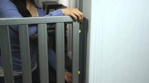 Munchkin Safe Step Gate Munchkin Loft Aluminum Model 31064 Drugstore Com Youtube