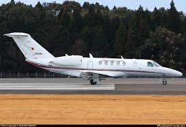 civil aviation bureau ja009g civil aviation bureau cessna 525c citation cj4 photo by