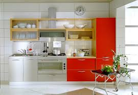 Kitchen Furniture For Small Spaces Minimalist Kitchen Design For Small Space Interior Design