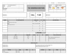 call log template pdf printable call log 16 call log templates