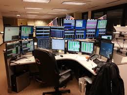 21 badass trading desk setups from around world desk setup