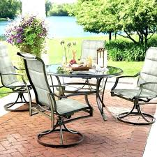 High Patio Dining Set Patio Dining Chair Rope Patio Dining Chair With Arms Threshold