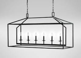 Black Chandelier Lighting by Chandelier Glamorous Linear Chandelier Brushed Nickel Linear