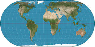 world map with country names and latitude and longitude geography is there a map that displays every country at its