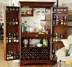 Bar Hutch Howard Miller Sonoma In Americana Cherry Home Bar Armoire
