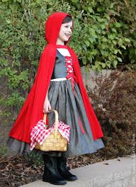 the 25 best red riding hood costume kids ideas on pinterest kid