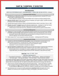 sample it resume templates memo example