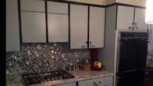 Airless Spray Paint Laminate Kitchen Cabinets YouTube - Painting laminate kitchen cabinets