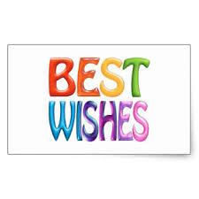 best wishes stickers zazzle