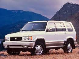 first acura 1996 acura slx information and photos zombiedrive