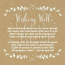 wedding wishes honeymoon 5 x wedding poem cards for invitations money gift honeymoon