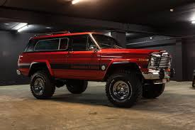 2018 jeep grand wagoneer spy photos 1975 jeep cherokee chief grand wagoneer fsj u0027s pinterest
