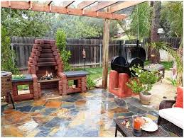 backyards excellent do it yourself outdoor fireplace kit willow