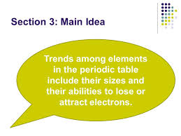 what ability did the periodic table have periodic table and periodic law ppt video online download