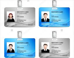 id card template madinbelgrade