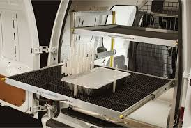 Cargo Van Shelves by Katerack Van Shelving Products Utility Fleet Work Truck