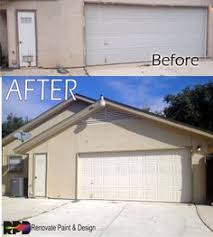 siding repaired and color change using sherwin williams super