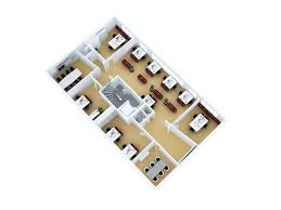 3d floor plan realistic rendering architectural 3d visualization