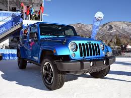Jeep Rubicon Canada The Jeep Polar Quest At The 2014 Winter X Games New Car Sell Off