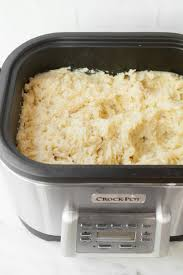 how to make thanksgiving mashed potatoes the best ever slow cooker mashed potatoes wholefully