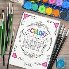 19 of the best colouring pages free printables for everyone