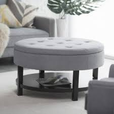 coffee table with ottoman seating foter