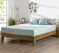 Wood Platform Bed Alwyn Home Wood Platform Bed Reviews Wayfair