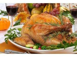 thanksgiving dinner restaurants open in fairfax city area