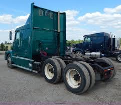 new volvo semi truck 1996 volvo wia aero semi truck item h3372 sold june 17