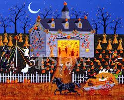 halloween jigsaw puzzles u2013 stave puzzles