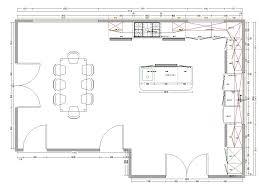 12x12 Kitchen Floor Plans by Kitchen Elegant Kitchen Floor Plans Finished In Large Space